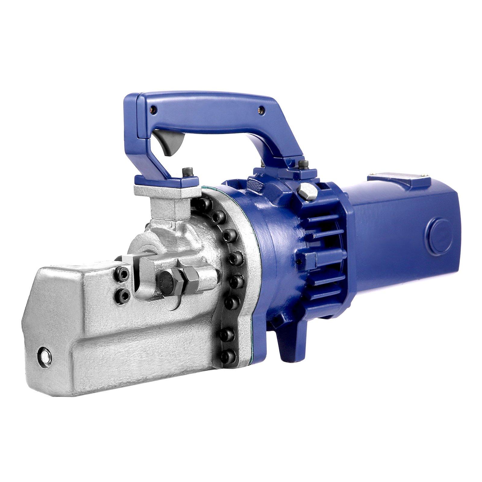 BestEquip Electric Rebar Cutter 1'' #8 1700W Hydraulic Rebar Cutter 5-5.5 Seconds Cutting Speed Portable Rebar Cutter (1 inch)