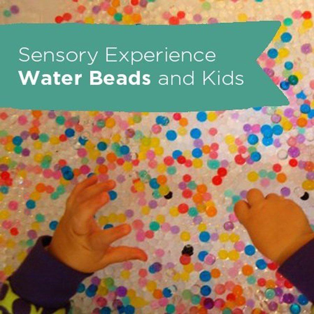 Amazon Sooper Beads Water Beads Rainbow Mix 8 Oz 20000 Beads