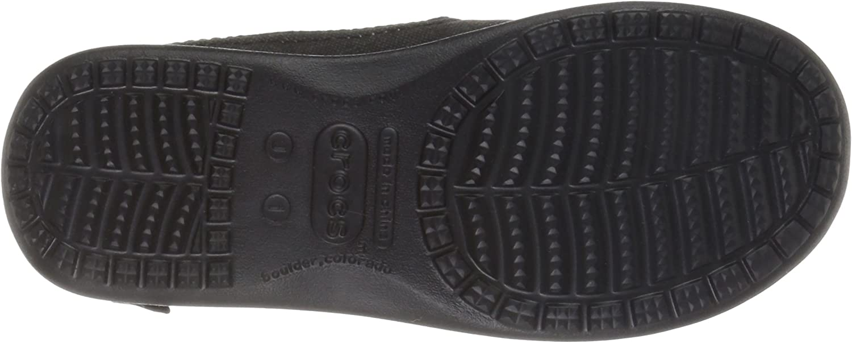 Crocs Kids Santa Cruz II Grade School Loafer