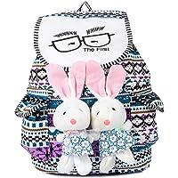 GRACE TOP Women's Backpack Handbag (Multicolor, Mcb-001)