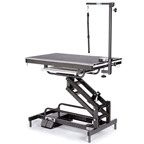 Excellent Pet Edge Master Equipment Origin Electric Powered Grooming Table Sturdy Construction For Lifting Dogs Up To 185 Pounds Interior Design Ideas Tzicisoteloinfo