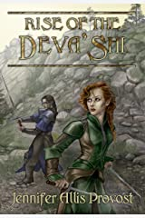 Rise of the Deva'shi (Chronicles of Parthalan Book 3) Kindle Edition