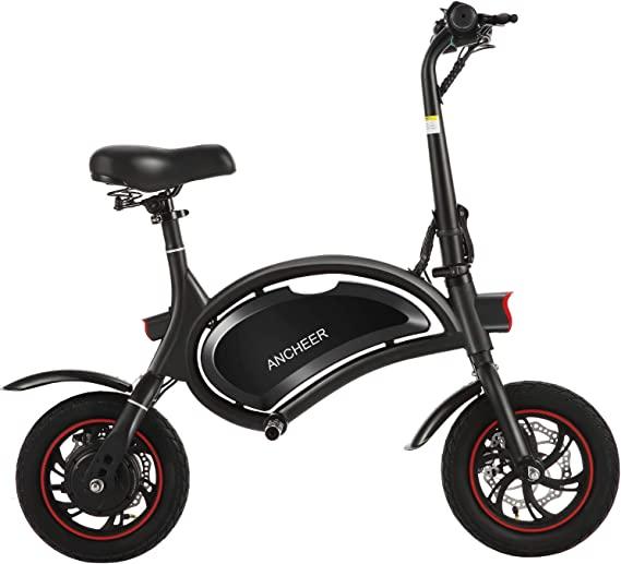 ANCHEER 2019 Folding Electric Bicycle