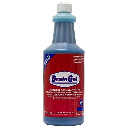AMERICAN BIO Drain Gel   1 Quart (Kill Drain Fly, Fruit Fly Control)