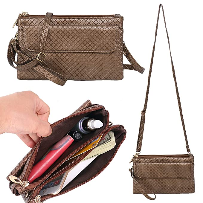 Zg Crossbody Purse for Women $6.99 SHIPPED!