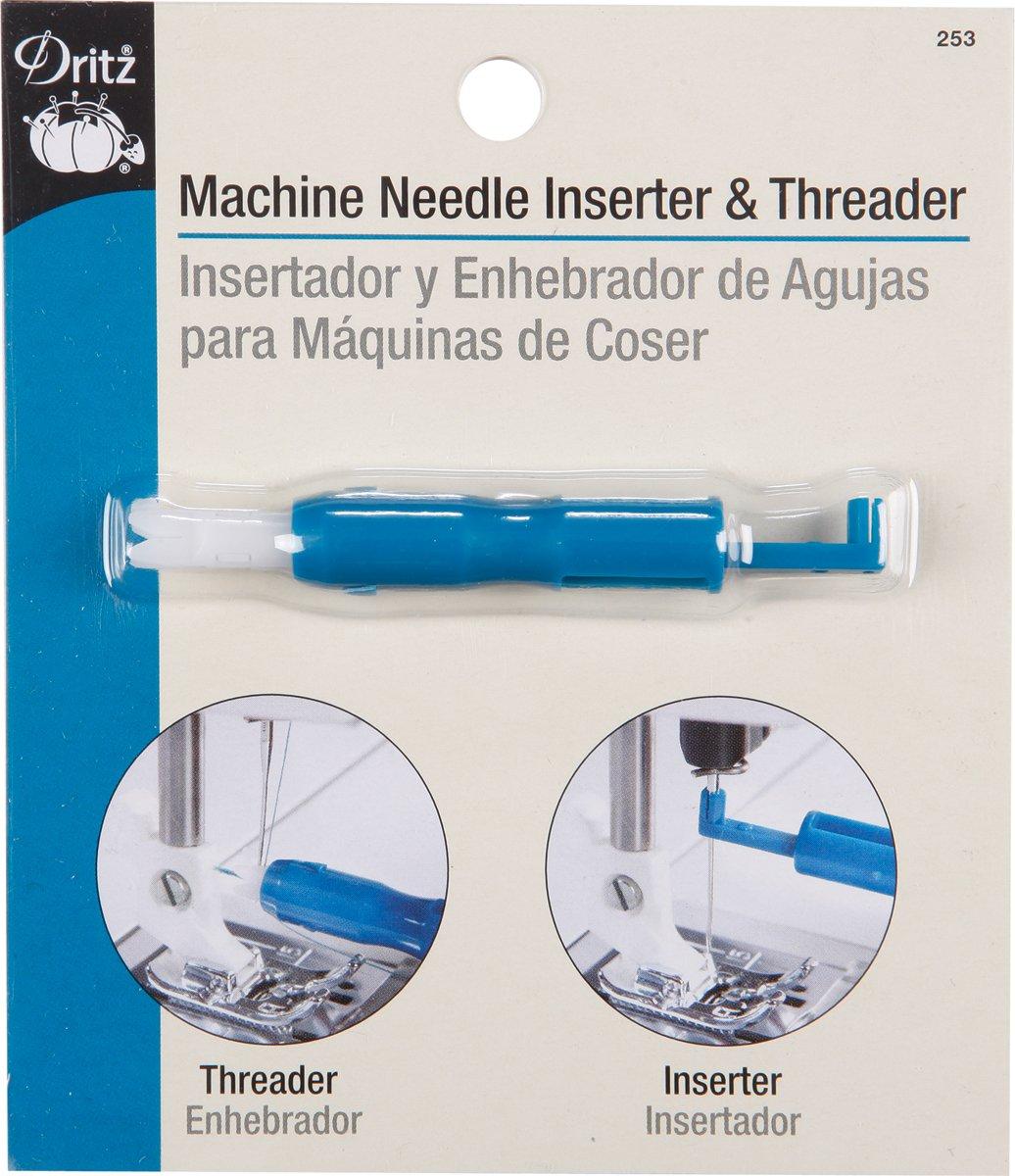 Dritz 253 Machine Needle Inserter & Threader