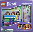 LEGO® Friends Boxed Stationery Set