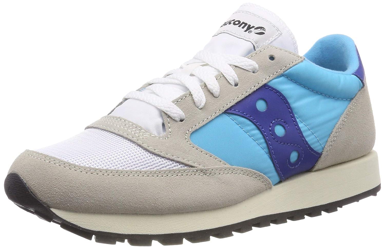 Saucony Jazz O Vintage, Chaussures de Cross Cross Cross Homme 46 EU|Blanc/Bleu (19) 0b5d64