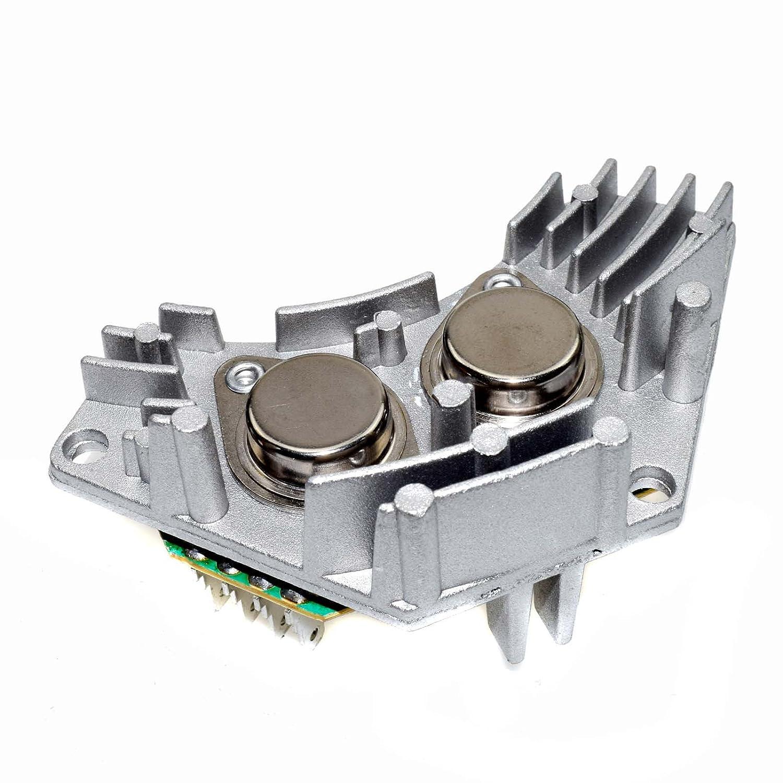 509178 644178AB Citroens Xantia Berlingo Picasso 406 644178,698032 Nuovo resistore del ventilatore del motore del riscaldatore per Peugeots