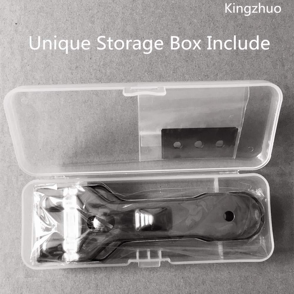 Amazon.com: kingzhuo rasqueta de limpieza cuchillo raspador ...