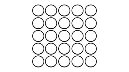 O-Ring Nullring Rundring 13,46 x 2,08 mm BS907 NBR 90 Shore A schwarz 30 St.