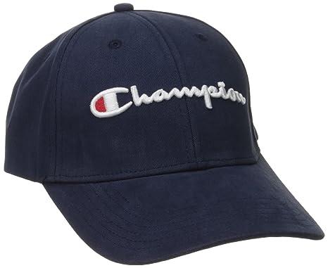 55aebe6d Champion LIFE mens Life Classic Twill Hat Sun Hat - Blue -: Amazon.co.uk:  Clothing