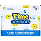 Learning Resources Dominos de l'heure