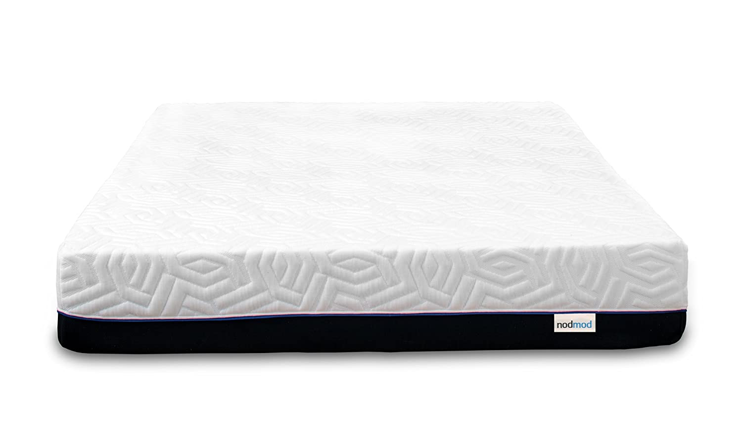 NodMod Mattresses Queen 100 Made in USA 10-inch Cooling Memory Foam Mattress