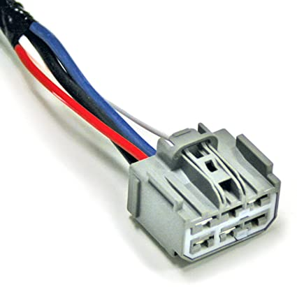 amazon com: reese towpower 78053 brake control wiring harness for buick/gm:  automotive