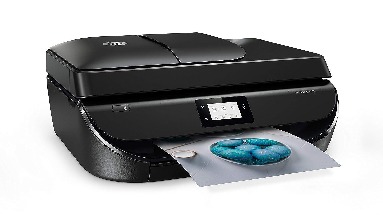 HP Officejet 5230 - Impresora multifunción inalámbrica (tinta, Wi ...
