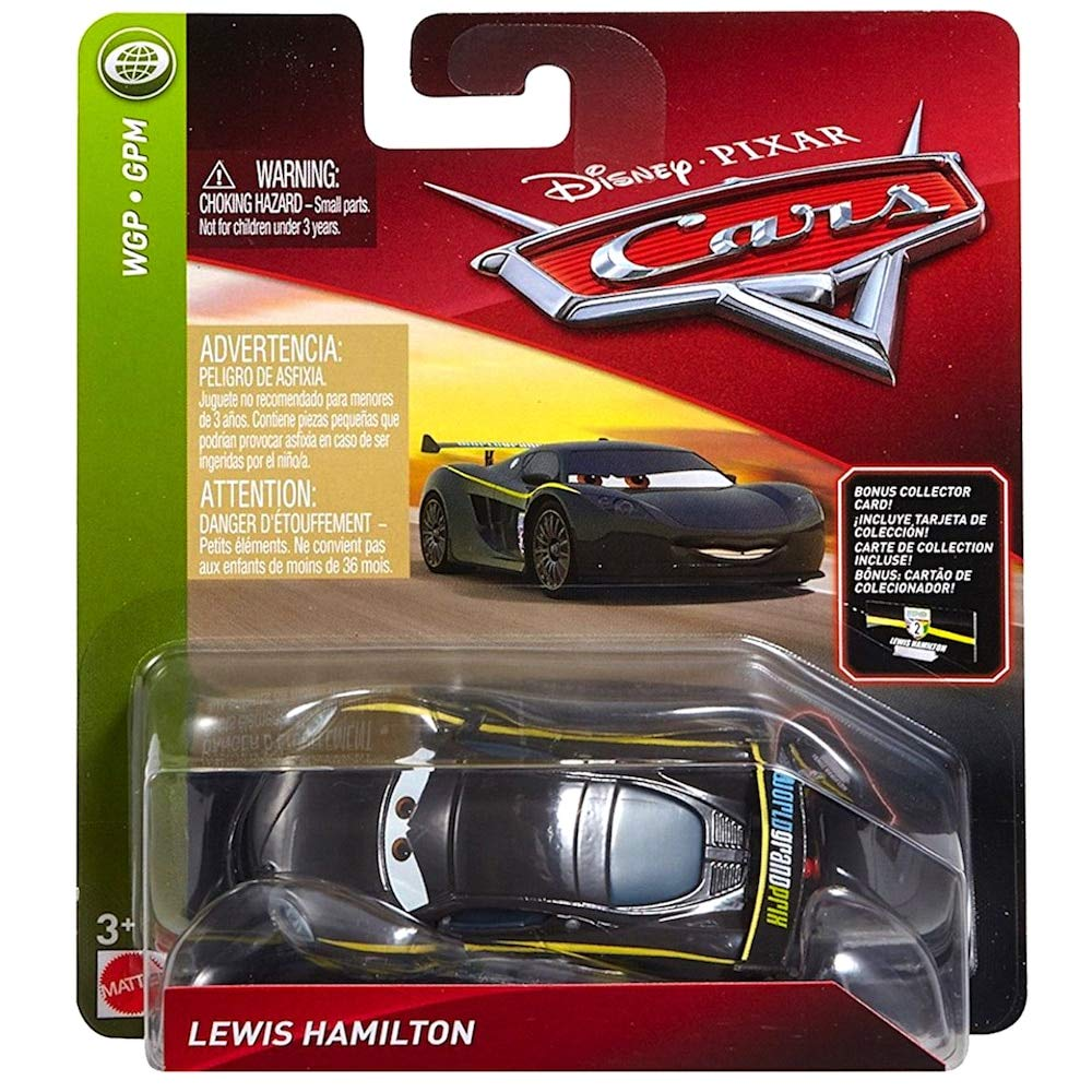 Amazon.com: Lewis Hamilton Cars WGP Diecast 1:55 Scale: Toys ...