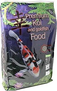Blackwater Premium Koi and Goldfish Food Max Growth 12.8lb