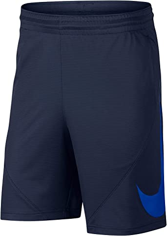 : Nike Mens Big & Tall Navy Blue Dri Fit Athletic