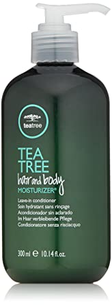 Tea Tree Hair and Body Moisturizer/ Leave-In Conditioner/ Body Lotion/  After-Shave Cream