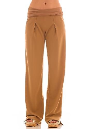 MANILA GRACE DEMIN – Pantalón – para mujer Kaki 40