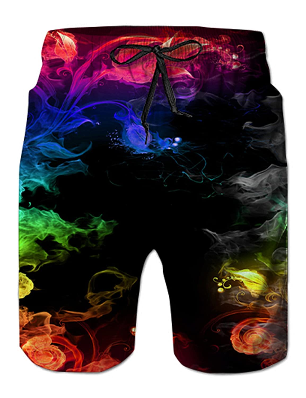 NEWIATAR Bañador de para Hombre Pantalones Cortos Playa para Hombre Shorts Tallas