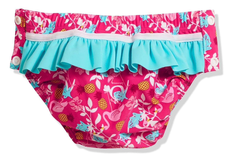 494eefe9a Playshoes UV-Schutz Windelhose Flamingo Zum Knã£â¶pfen pañal de natación  para Bebés  Amazon.es  Ropa y accesorios