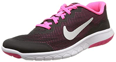 18558dec43 Nike Flex Experience 4 (GS), Junior Youth, Girls - Running Shoes ...