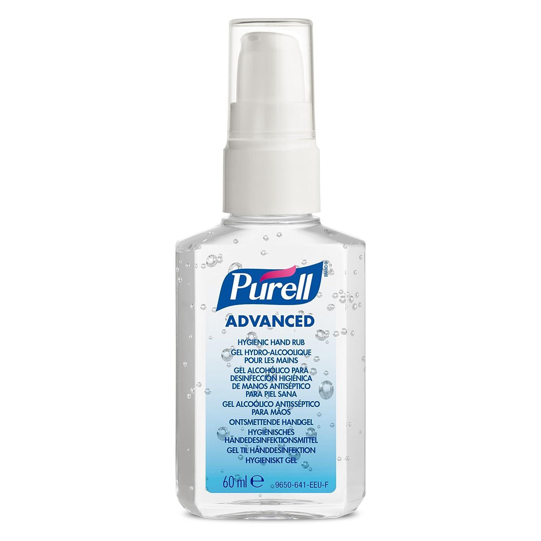 Amazon Com Puressentiel Antibacterial Hydroalcoholic Gel 250 Ml