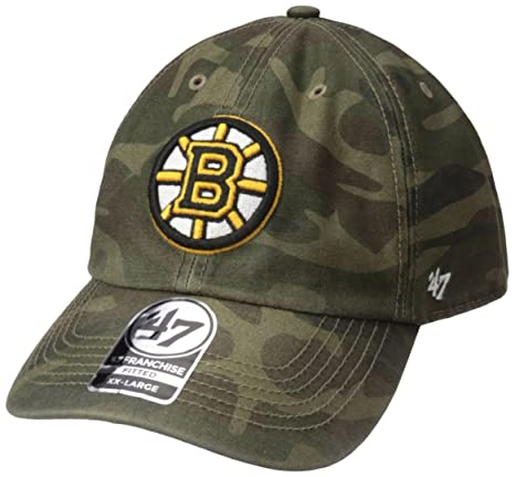 0d63af0ec6edd Amazon.com   47 NHL Franchise Fitted Hat   Sports   Outdoors