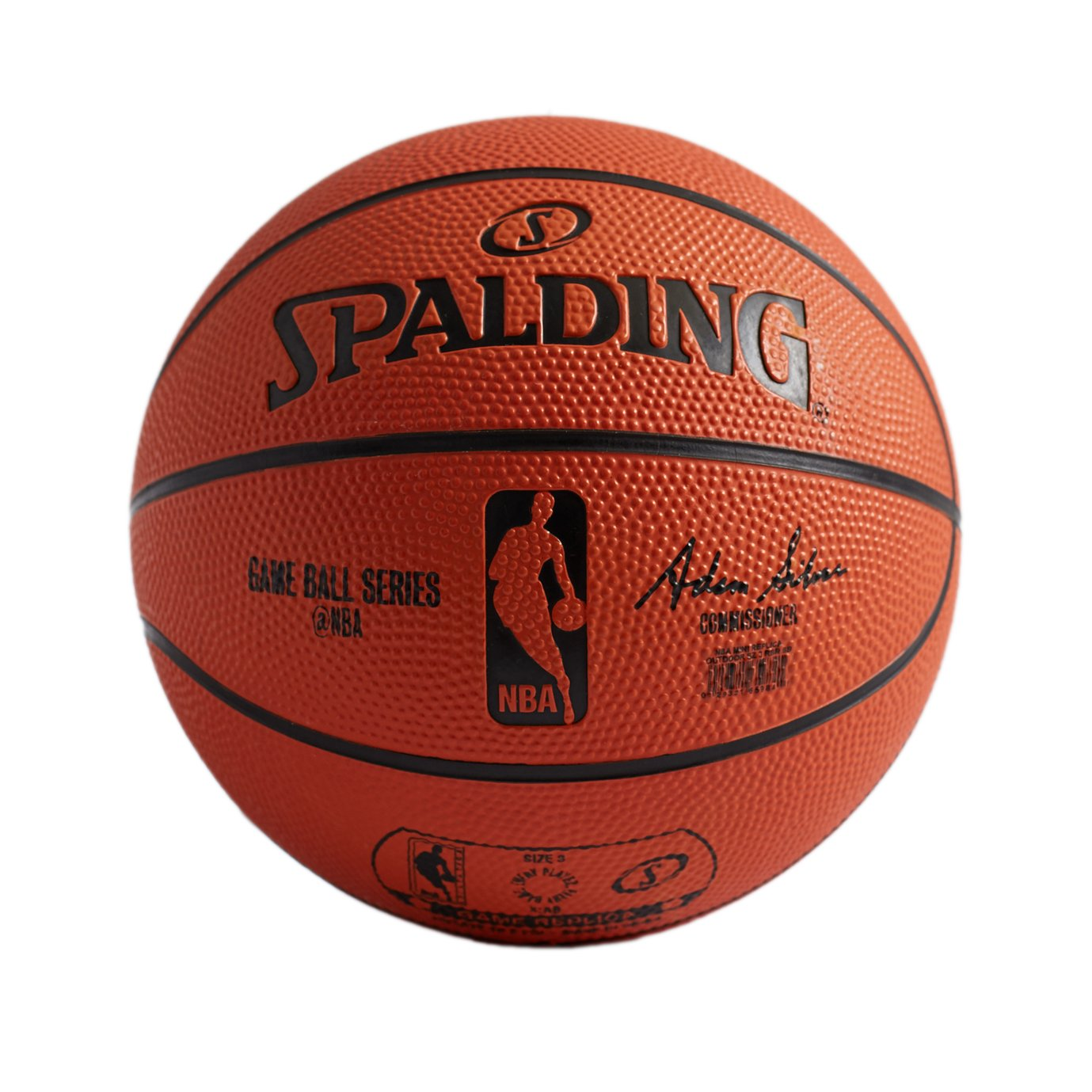 Spalding NBA Mini Replica Game Ball by Spalding