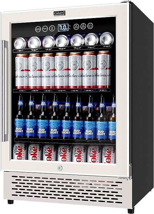 The Best Beverage Cooler Under Counter Slim