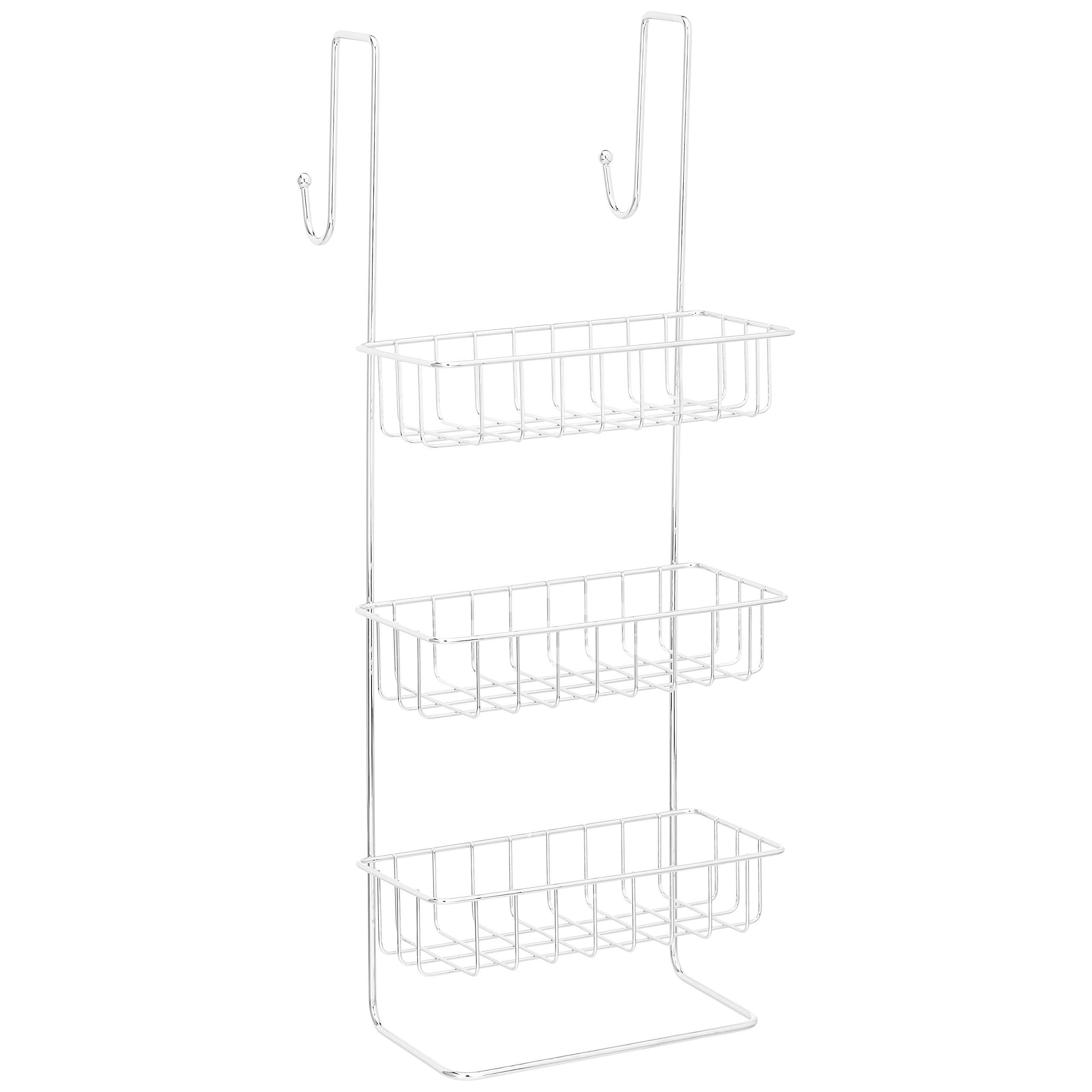 AmazonBasics 3-Tier Over Door Organizer by AmazonBasics