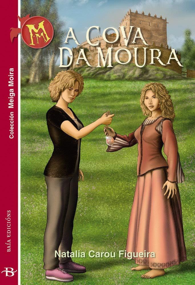 A Cova da Moura (Infantil-Xuvenil): Amazon.es: Carou Figueira, Natalia, Gimeno Peón, Jose: Libros