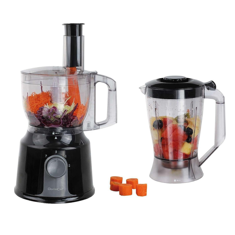 2 in1 Robot de cocina batidora 2 niveles de Mix 1,5 litros ...