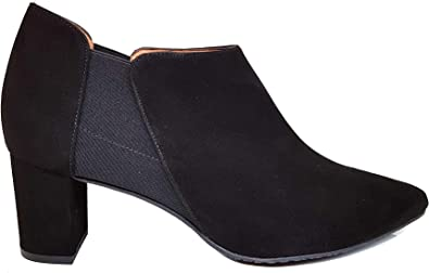 TORASIN - Zapatos Abotinados Chelsea de Vestir para Mujer en Piel ...