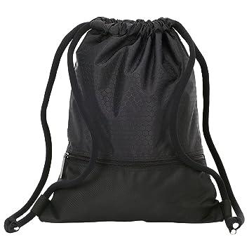 d6da618212 Coolzon® Drawstring Bag Backpack Gym Sack Sport Duffle Travel Tote Shoulder  Bags School Rucksack with