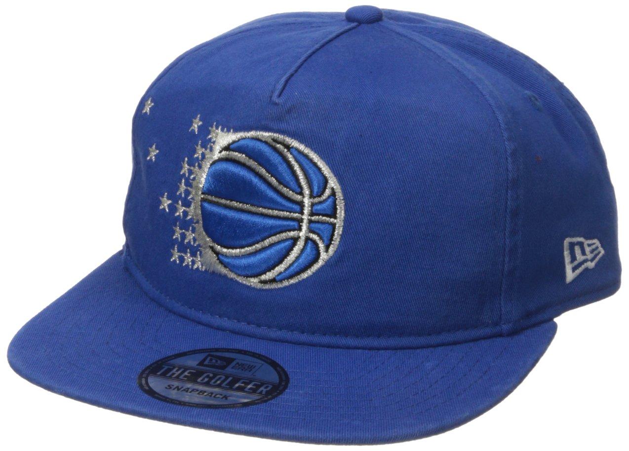 9e8cba85521 Amazon.com   NBA Orlando Magic Hardwood Classic Team Washed A-Frame  Snapback Cap