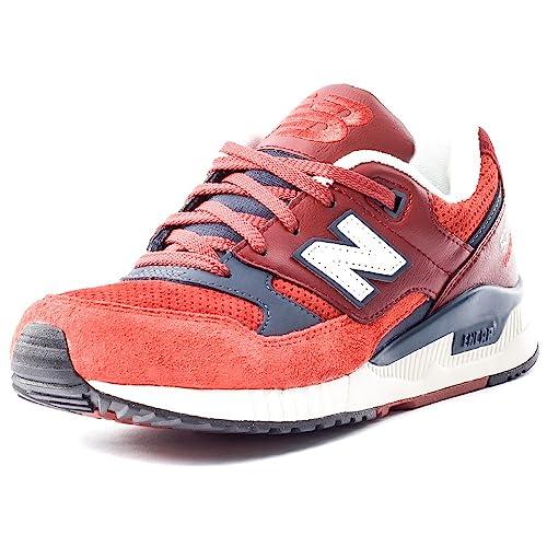 finest selection 666dc 601d3 New Balance 530 Encap Women Sneaker red W530AAE, Size:41 ...