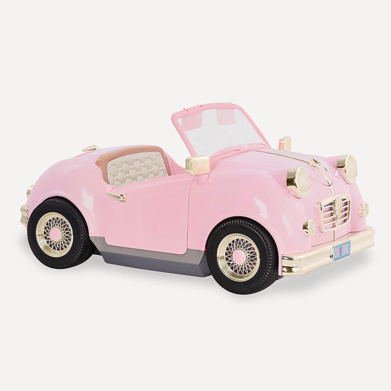 Our Generation Retro Car for 46cm Doll   B06XWC11FC