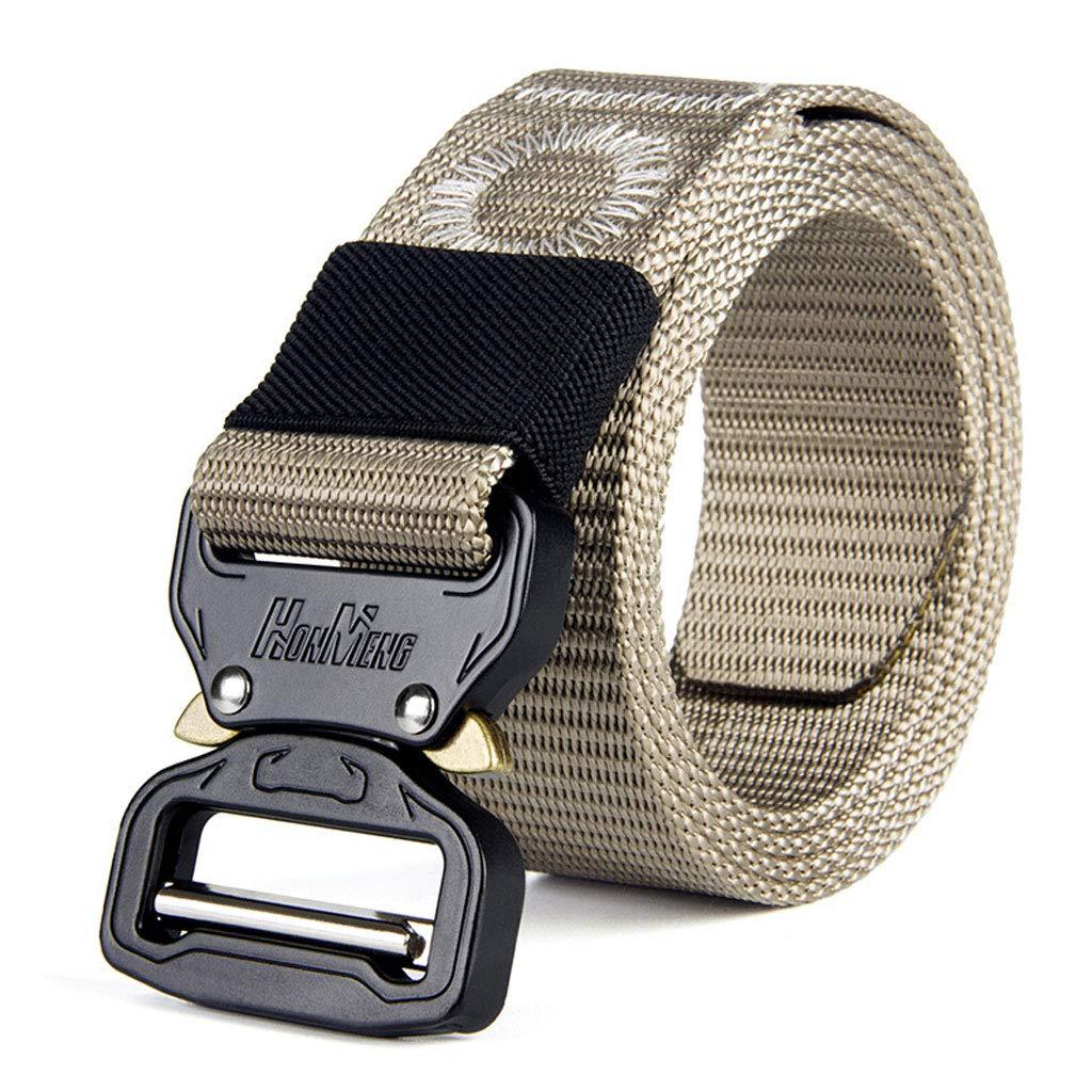 Mei Xu Belt Tactical Belt Men Army Fan Outdoor Belt Nylon Belt 4 Colors Optional Mei Xu Shop