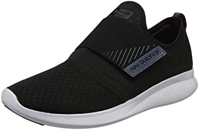 6f1dcae5242e7 new balance Men's FuelCore Coast v4 Black/White Running Shoes-10 UK/India