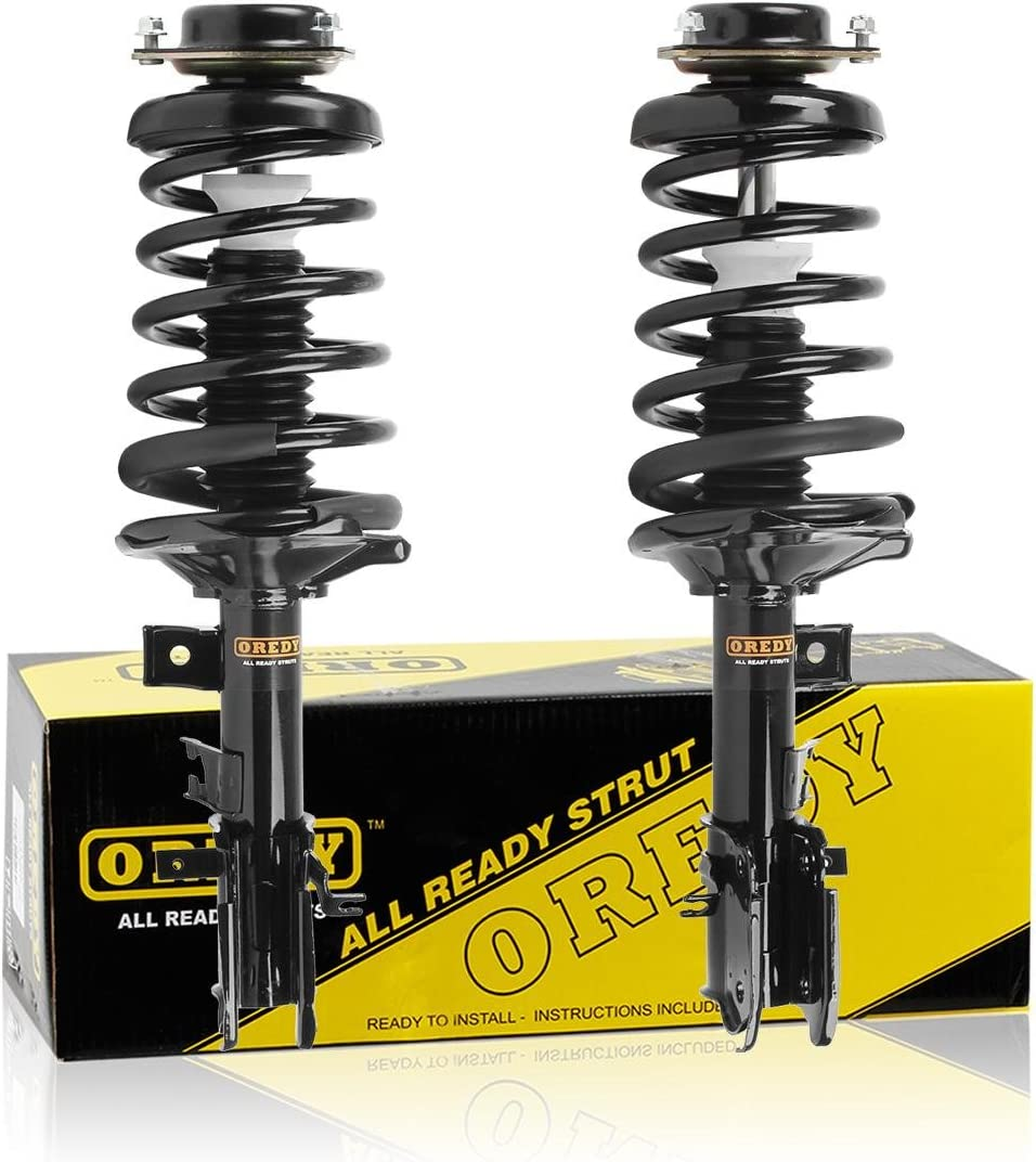 Front Complete Struts /& Coil Spring Assemblies For 96-99 Nissan Pathfinder 2