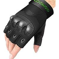 UP UPKJ Tactical Fingerless/Half Finger Gloves