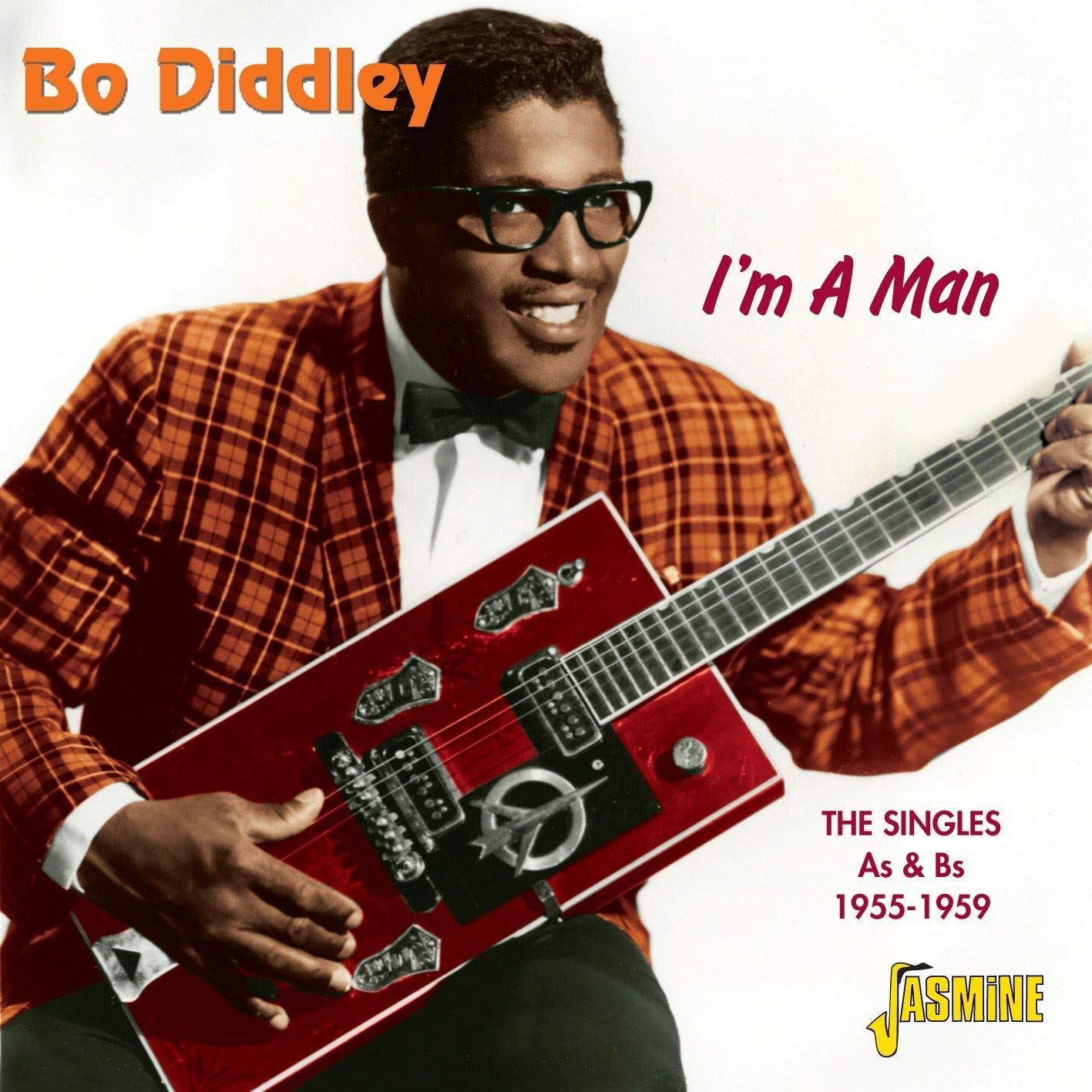 Bo Diddley - I'm A Man - The Singles As & Bs 1955-1959 - Amazon.com Music