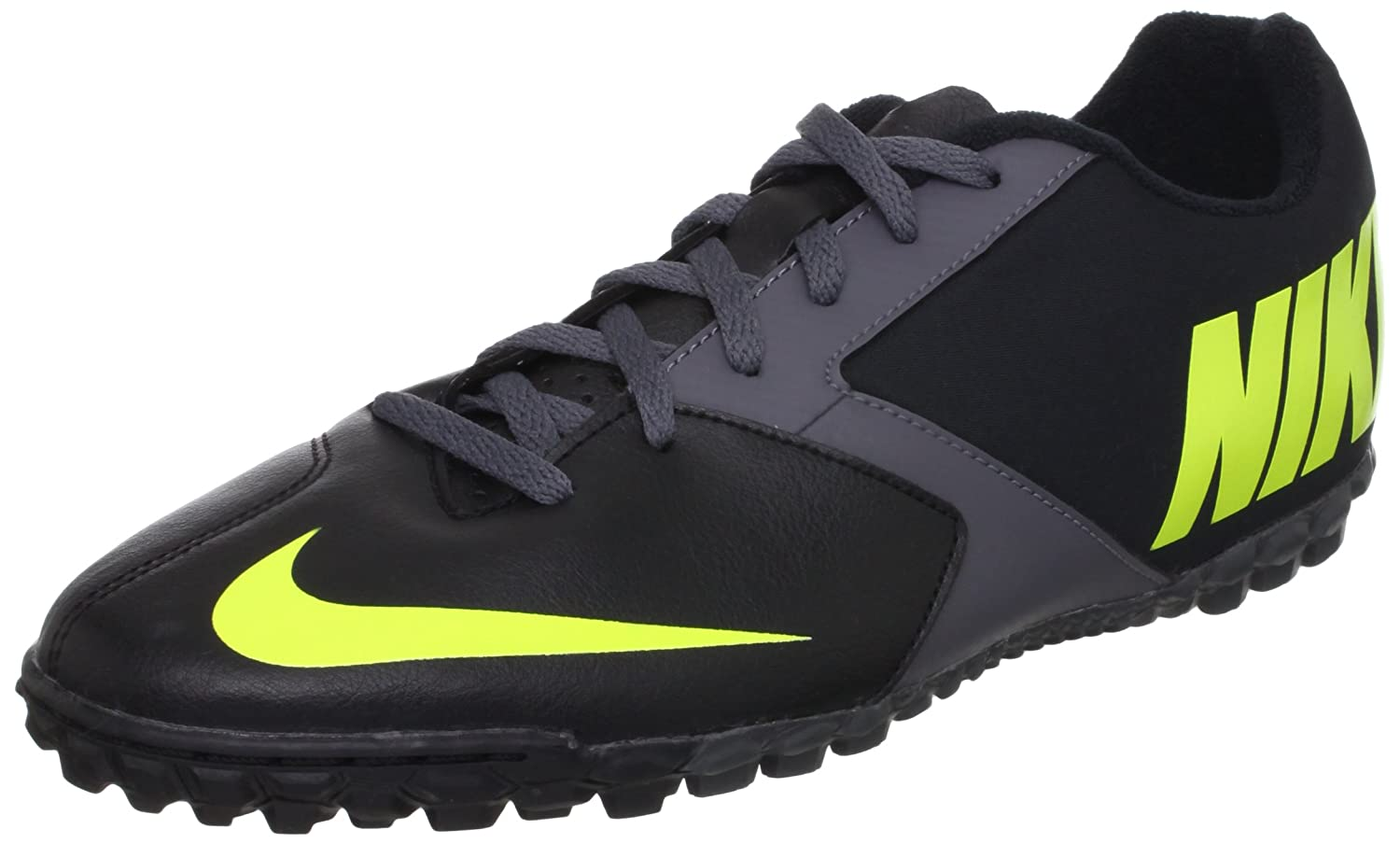 Nike Bomba II NeraGiallo Fluo Calcetto Outdoor Adulto 44
