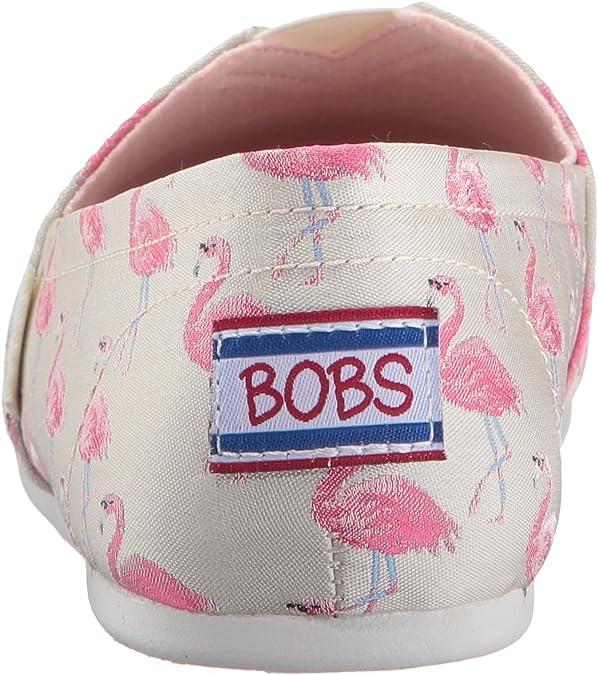 Bobs Plush-Flamingo Fest Flat