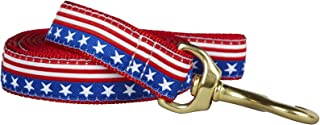 """product image for Up Country Dog Lead - Stars and Stripes - 1"""" x 6'"""