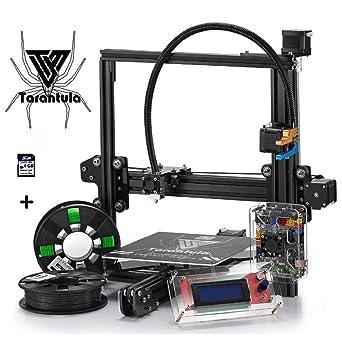 TEVO Tarantula 2017 - Kit de bricolaje con impresora 3D + 2 rollos ...