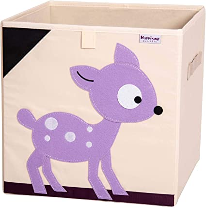Games Shoes Clever Creations Pink Whale Collapsible Storage Organizer Cube Folding Storage Organizer for Animal Themed Rooms Perfect Size Storage Cube for Books